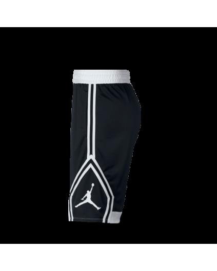 Jordan Rise Diamond Short Black