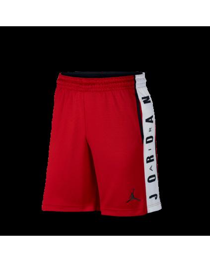Pantalón Jordan Rise Graphic Rojo