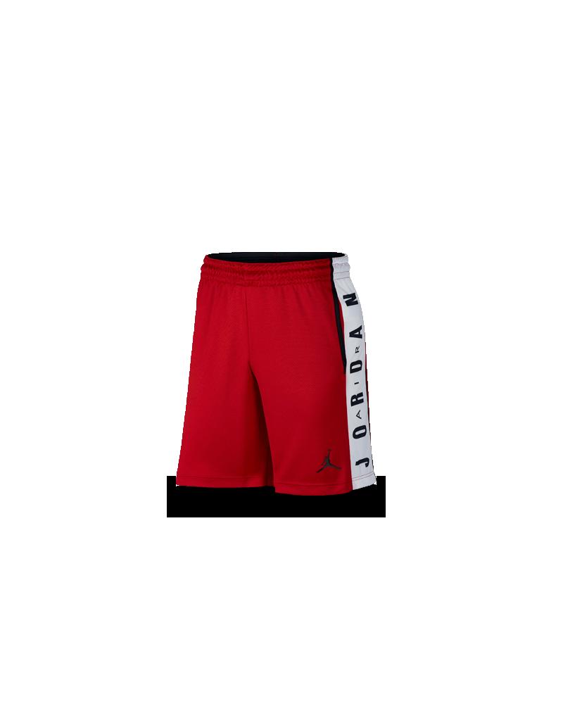 Jordan Rise Graphic Short Red
