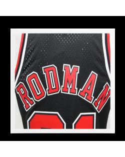 Black Swingman Dennis Rodman