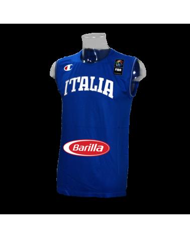 Camiseta FIBA Italia