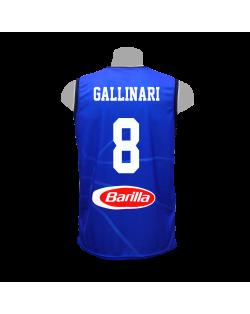 Camiseta FIBA Italia 2018