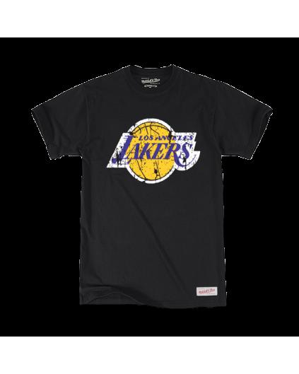 Los Angeles Lakers Distressed Logo