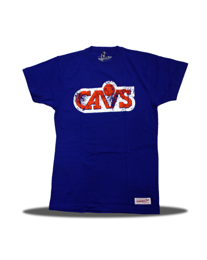 Cleveland Cavaliers Distressed Logo