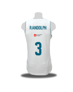 Camiseta Liga Endesa Real Madrid 1ª