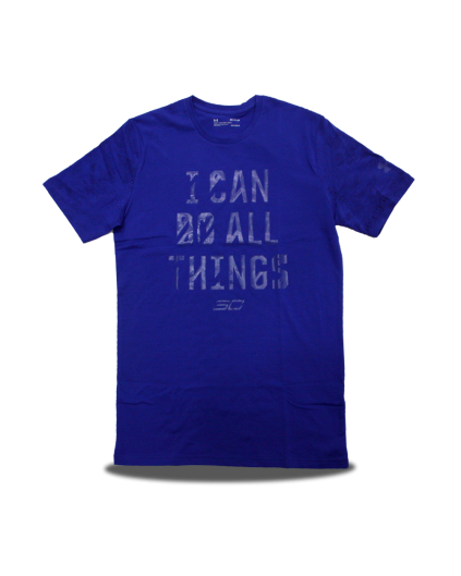 Camiseta SC30 I Can Do All Things