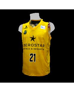 Iberostar Tenerife 1st Liga Endesa Jersey