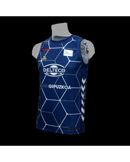 Camiseta Liga Endesa Delteco GBC 1ª