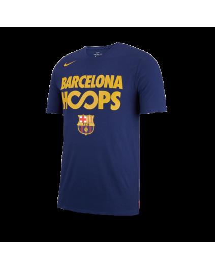 Camiseta Hoops Barcelona