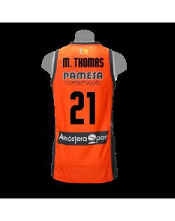 Valencia Basket Home Jersey