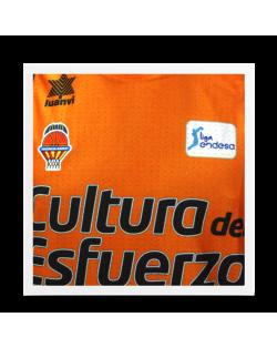Camiseta Liga Endesa Valencia Basket 1ª