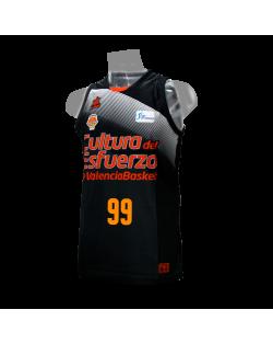 Camiseta Liga Endesa Valencia Basket 2ª
