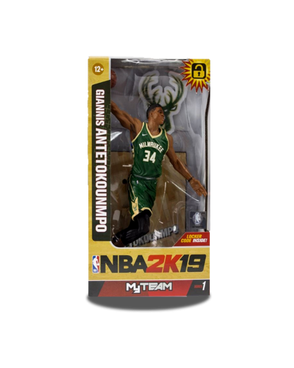 Antetokounmpo Serie 1 NBA2K19