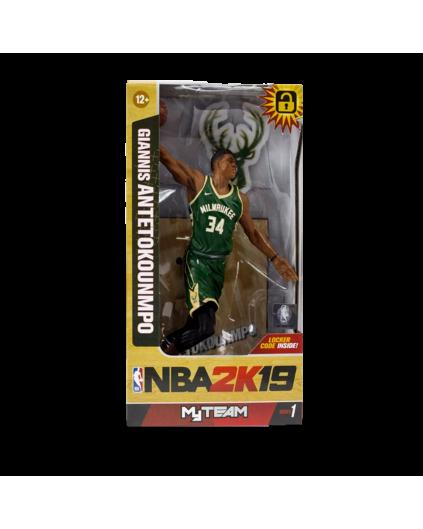 Figura Antetokounmpo Serie 1 NBA2K19