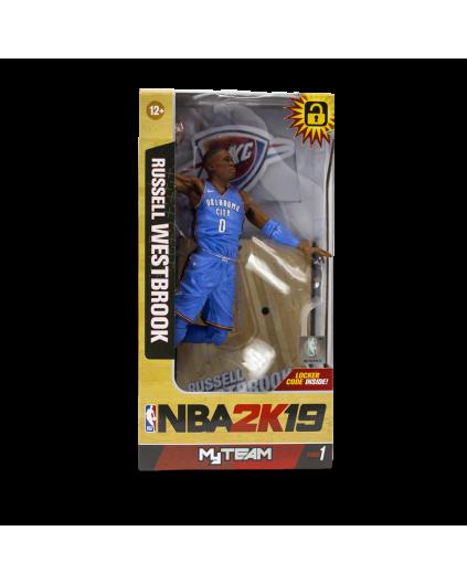 Figura Westbrook Serie 1 NBA2K19