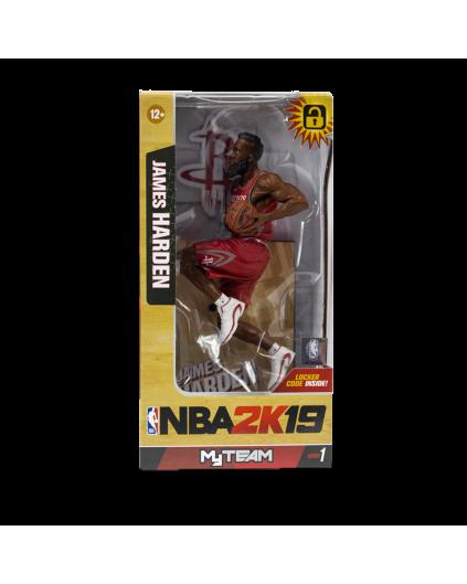 Figura Harden Serie 1 NBA2K19