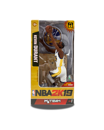 Figura Durant Serie 1 NBA2K19