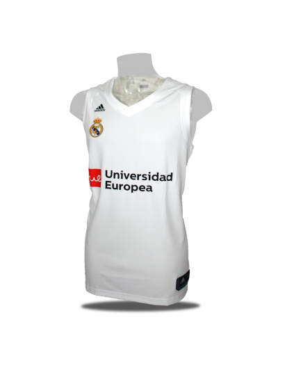 Camiseta Baloncesto Real Madrid 1ª