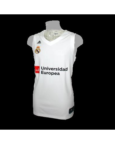 Camiseta Baloncesto Real Madrid 1ª 18/19