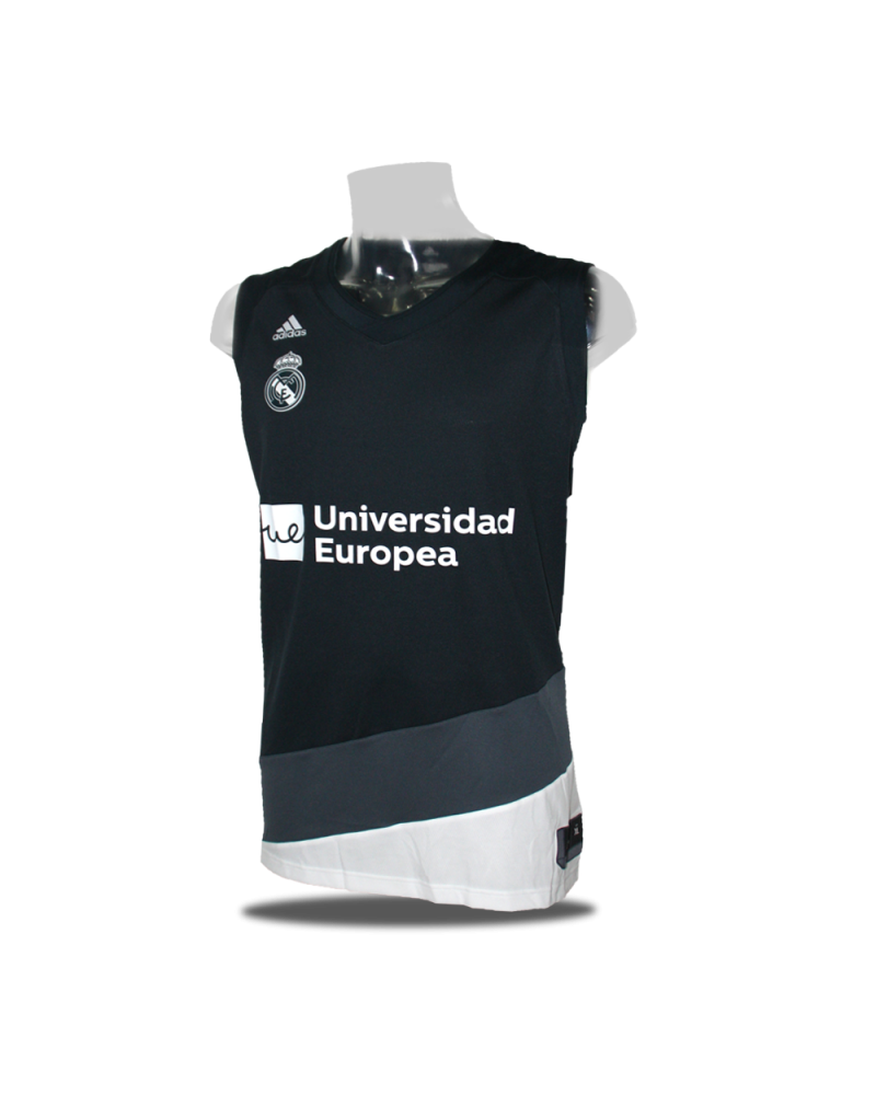 Camiseta Baloncesto Real Madrid 2ª