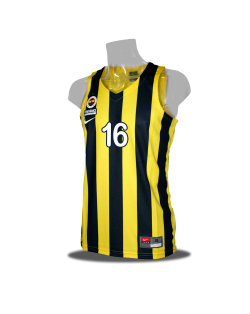 Camiseta Euroliga Fenerbahçe 18/19