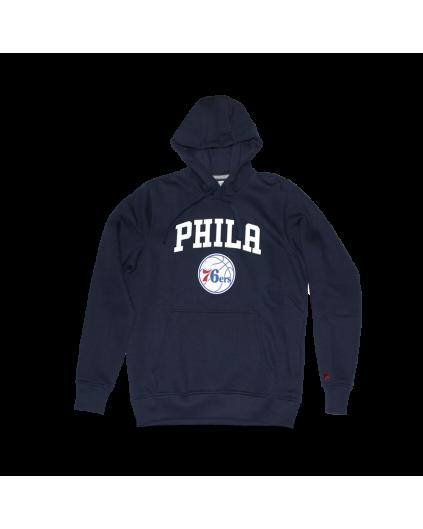 Sudadera Philadelphia 76ers New Era