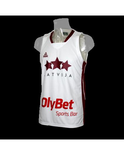Latvia Away Jersey