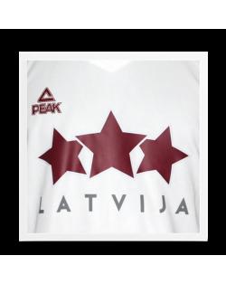 Camiseta FIBA Letonia 2ª