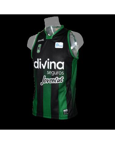 Camiseta Liga Endesa Joventut 1ª 18/19