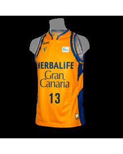 Camiseta Liga Endesa Gran Canaria 1ª