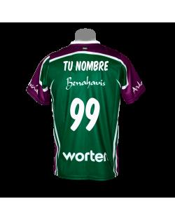 Camiseta Liga Endesa Unicaja Málaga 1ª