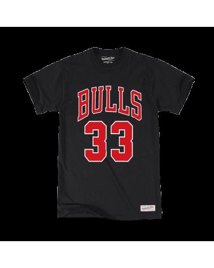 Chicago Bulls Scottie Pippen Black