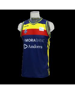 Camiseta Liga Endesa Morabanc Andorra 1ª