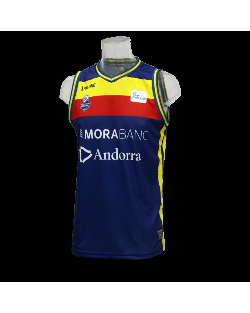 Liga Endesa Morabanc Andorra Home Jersey