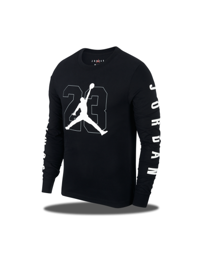 Camiseta Manga Larga Jordan Jumpman