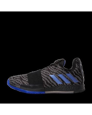 Adidas Harden Vol. 3 Black Black Zebra