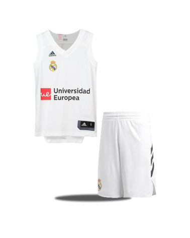 Kit Infantil Real Madris 18/19