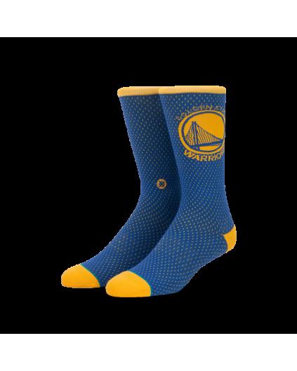 Warriors Jersey Blue Sock