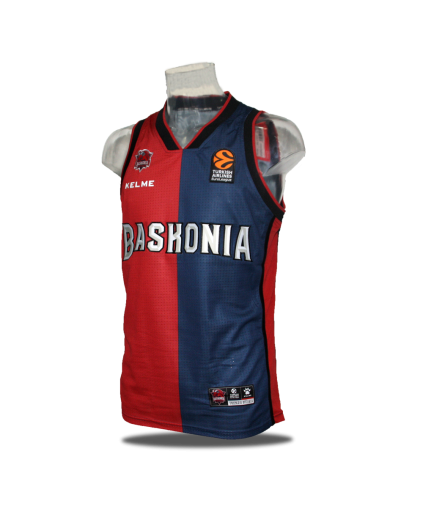 Euroleague Baskonia Home Jersey