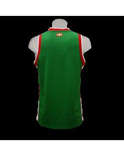 Camiseta Euroliga Baskonia 2ª