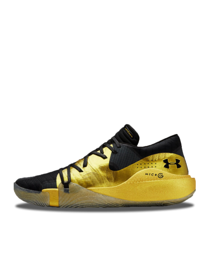 Under Armour Spawn Low Gold