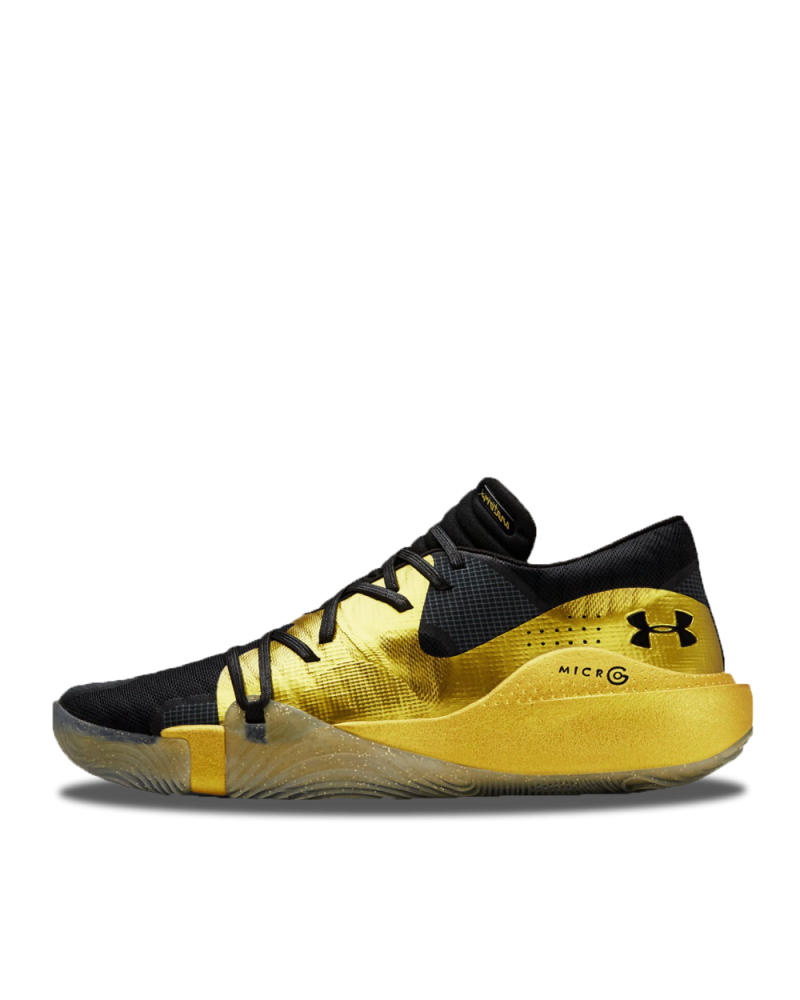 c82c6c6942a4 Under Armour Spawn Low Gold