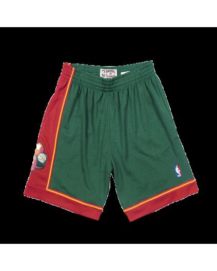 Swingman Supersonics Shorts 1995-96