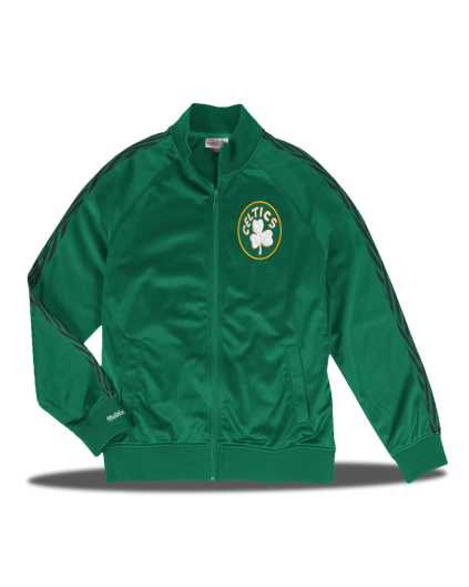 Track Jacket Boston Celtics