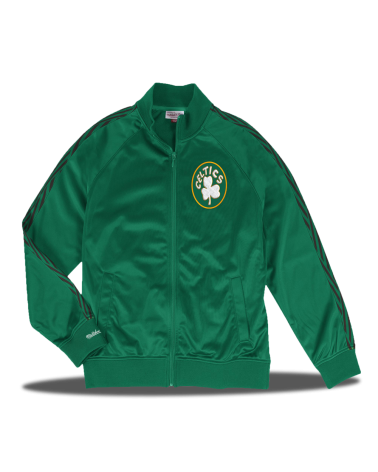 Track Jacket Boston Celtics
