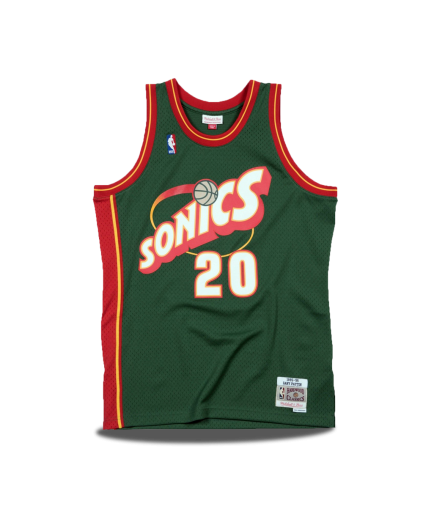 Swingman Gary Payton Seattle Supersonics