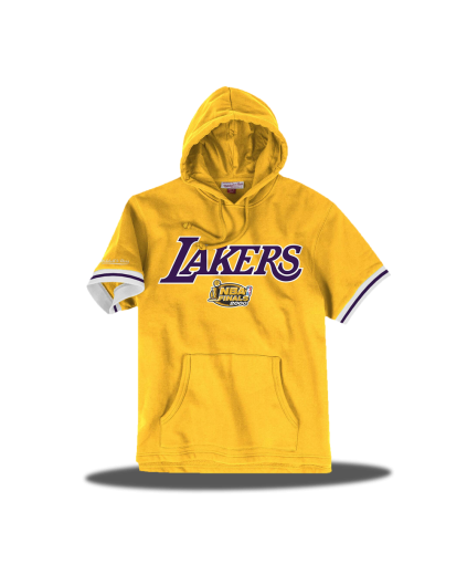 French Terry Los Angeles Lakers Hoodie