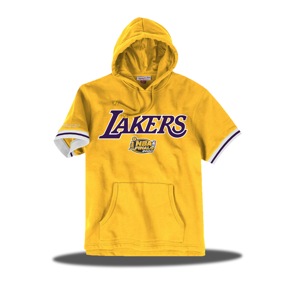Sudadera French Terry Los Angeles Lakers
