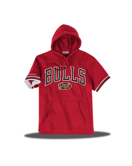 French Terry Chicago Bulls Hoodie