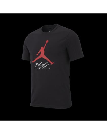 Camiseta Jordan Flight Negra